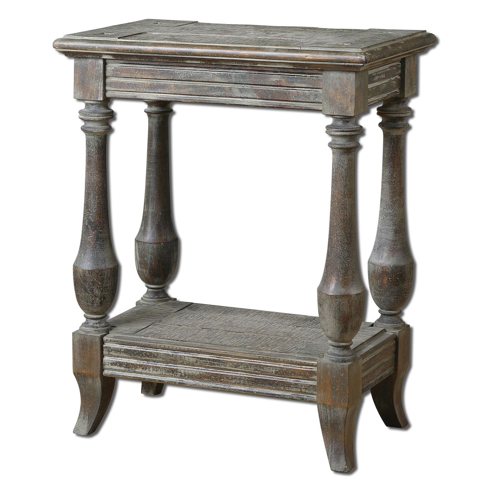 creative side accent table with tall end tables brilliant distressed designs wood large marble coffee threshold margate strip between carpet and tile outdoor dining set umbrella