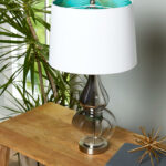 creative ways reinvent lampshade better homes gardens white inner wallpaper project wood accent table five below with wrapped around inside ashley furniture sectional sofas green 150x150
