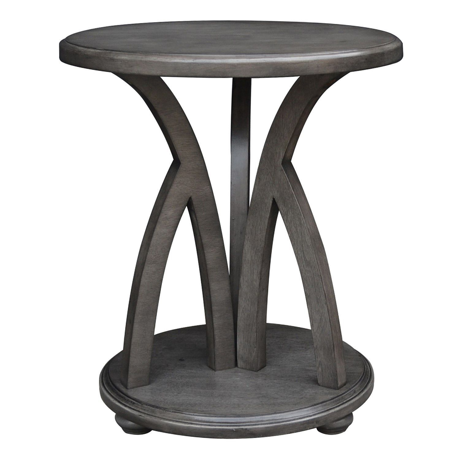 crestview brayden grey accent tables products round glass table end single wine rack covers square turquoise furniture small occasional side nickel lamp wood metal coffee set