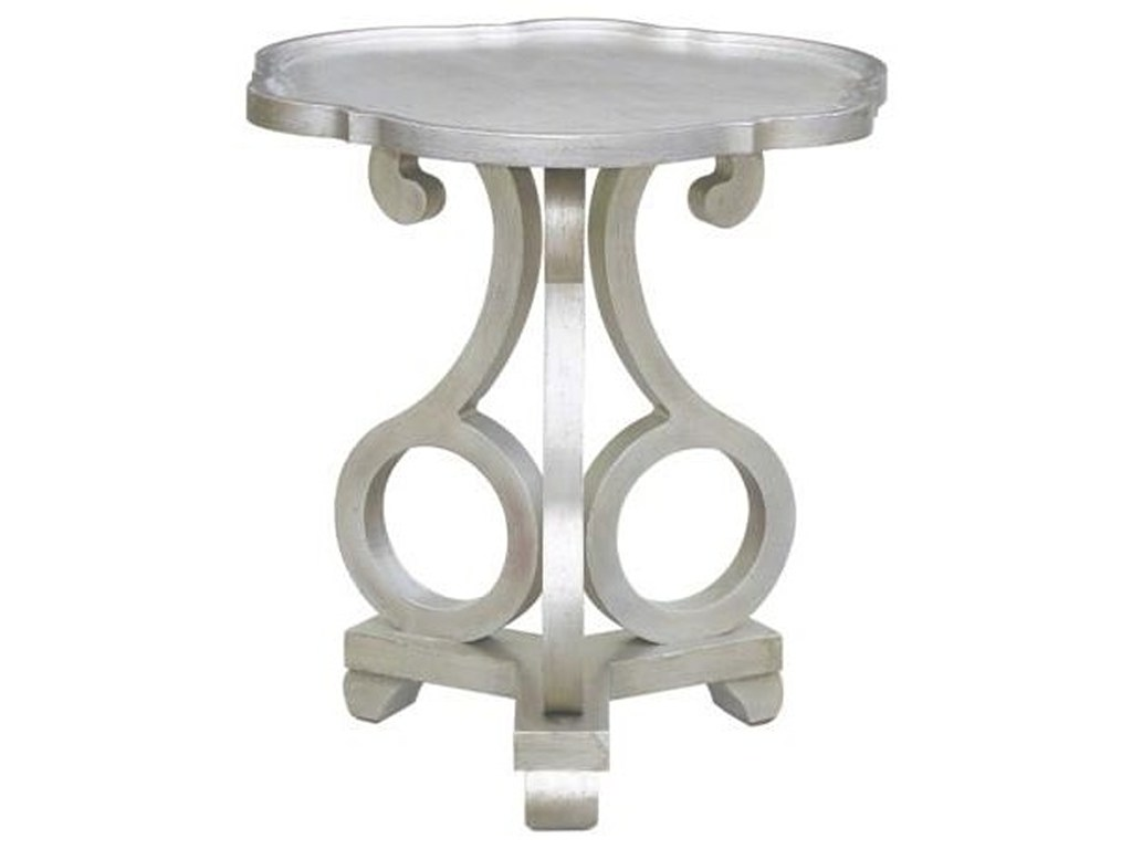 crestview collection accent furniture adriana brushed silver products color hawthorne glass top table furnitureaccent homebase patio marble sofa off white end tables ashley coffee