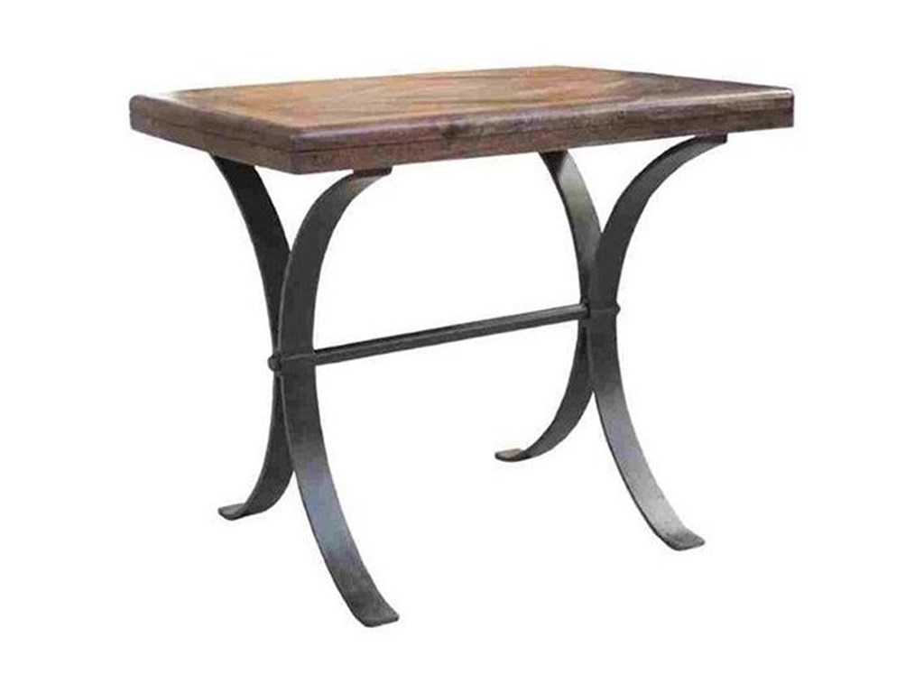 crestview collection accent furniture bengal manor iron and acacia products color bedford jute rope table furnitureiron wood end pier dining room black silver rug diy sliding door