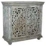 crestview collection accent furniture bengal manor mango wood carved products color threshold table furnituremango cabinet patio beautiful headboards replica iconic metal small 150x150