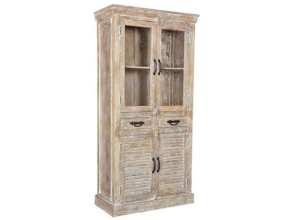 crestview collection accent furniture bengal manor mango wood door products color twist table furnituremango cabinet with mirror nautical style lamps small marble coffee light