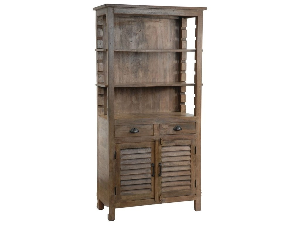 crestview collection accent furniture bengal manor mango wood grey products color threshold table furniturebengal bookcase pier one rattan pyramid end imports coupons small gray