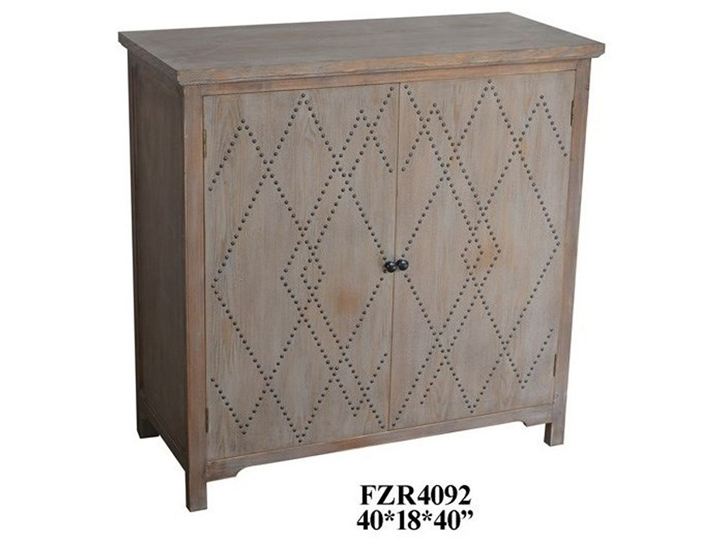crestview collection accent furniture dalton door wood with products color fretwork table threshold cabinet best for coffee target swivel chair laptop side unique plant stands