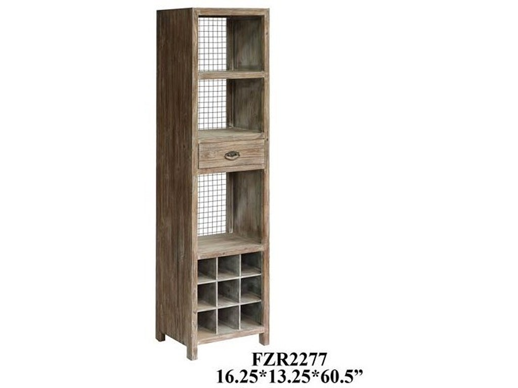crestview collection accent furniture desoto wine cabinet miskelly products color table with rack furnituredesoto skinny ikea outdoor patio and chairs apothecary chest double