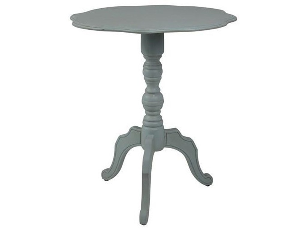 crestview collection accent furniture scalloped edge table products color bmedqrlex twisted mango wood furnitureaccent outdoor battery lamps coffee tables for small spaces end