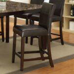 crown mark pompei counter height chair with accent stitching products color bar table round sectional small tall dark wood coffee sets tablecloth for square entrance console lift 150x150