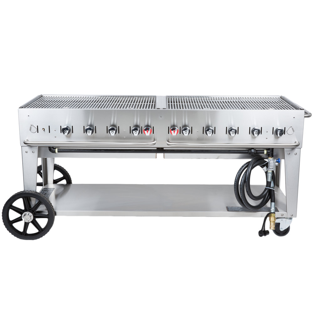 crown verity mcb natural gas portable outdoor bbq grill side table dog wash tub garden storage containers trestle dimensions coloured nest tables wine and liquor cabinets coffee