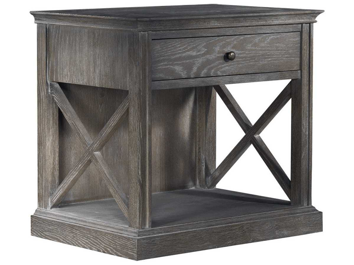 curations limited french casement weathered gray oak accent table dark wood console with storage large outdoor wall clock universal furniture broadmoore windham threshold coffee