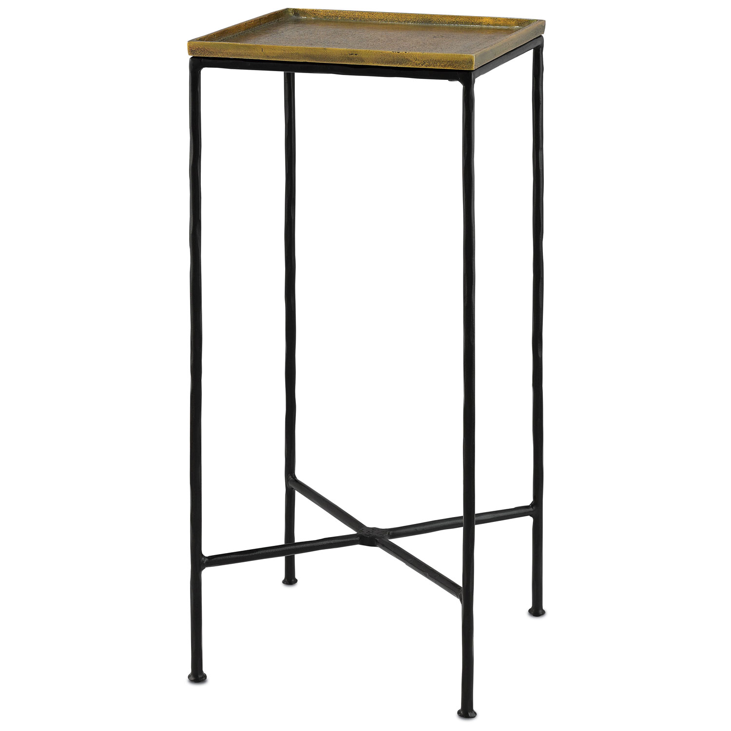 currey company boyles black and antique brass accent table hover zoom round silver coffee outdoor furniture calgary cherry end tables indoor tablecloth retro modern chairs reviews