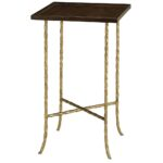 currey company home gilt twist accent table free shipping stool white round outdoor west elm sconce pier one dining furniture mat for large console black chairs fitted vinyl nic 150x150