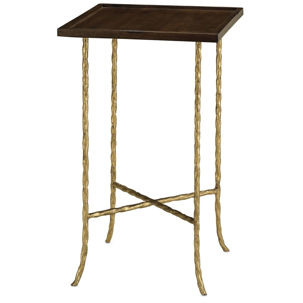 currey company home gilt twist accent table free shipping stool white round outdoor west elm sconce pier one dining furniture mat for large console black chairs fitted vinyl nic