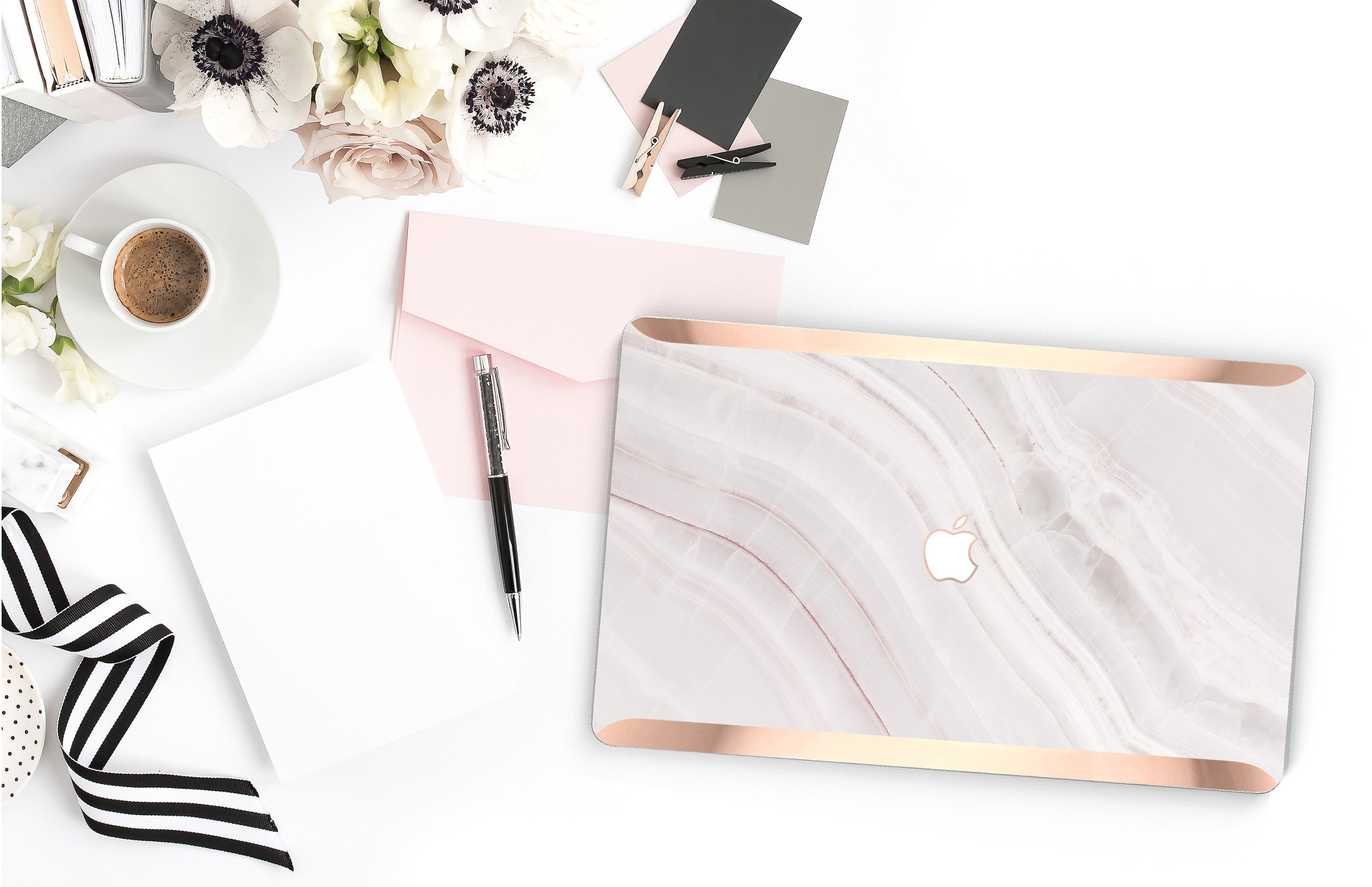 cute pink marble stone distinctive macbook hard case and bold rose fullxfull accent table gold accents pro custom monogram square patio umbrella solid cherry wood coffee outdoor