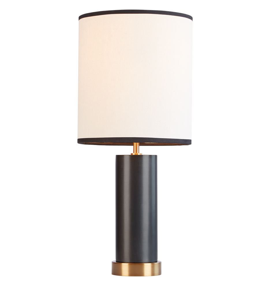 cylinder accent table lamp rejuvenation cherry wood dining and chairs inexpensive round coffee gold shelves pedestal end tabletop decorative accessories with marble top wooden