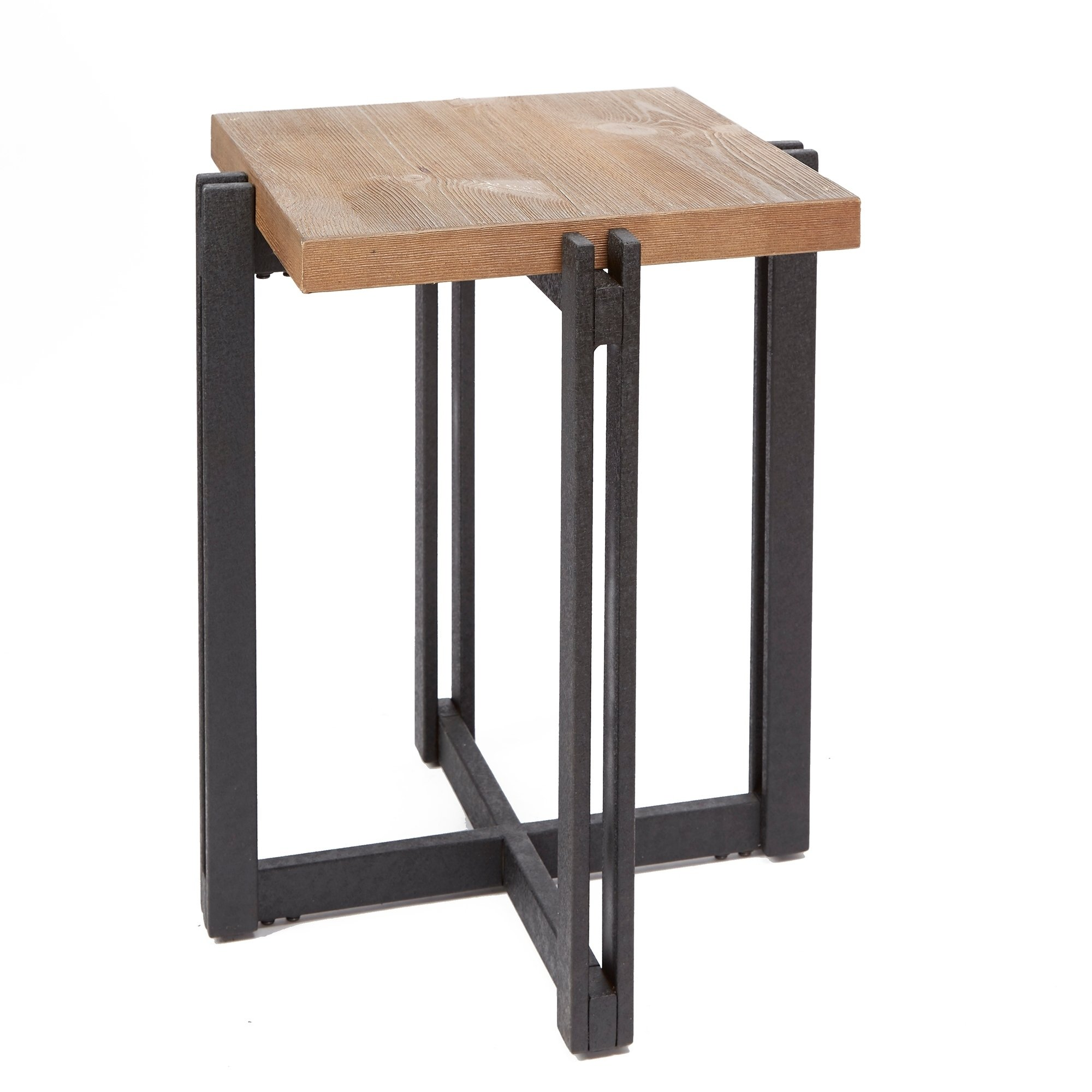dakota accent table with square wood top free shipping today pier one imports clearance furniture small acrylic console nate berkus bedding astoria patio rattan side covers for
