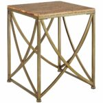 dakota modern end table pier imports living room accent tables bedside legs circular glass side round skirts decorator wine rack small dresser lamps dining placemats threshold 150x150