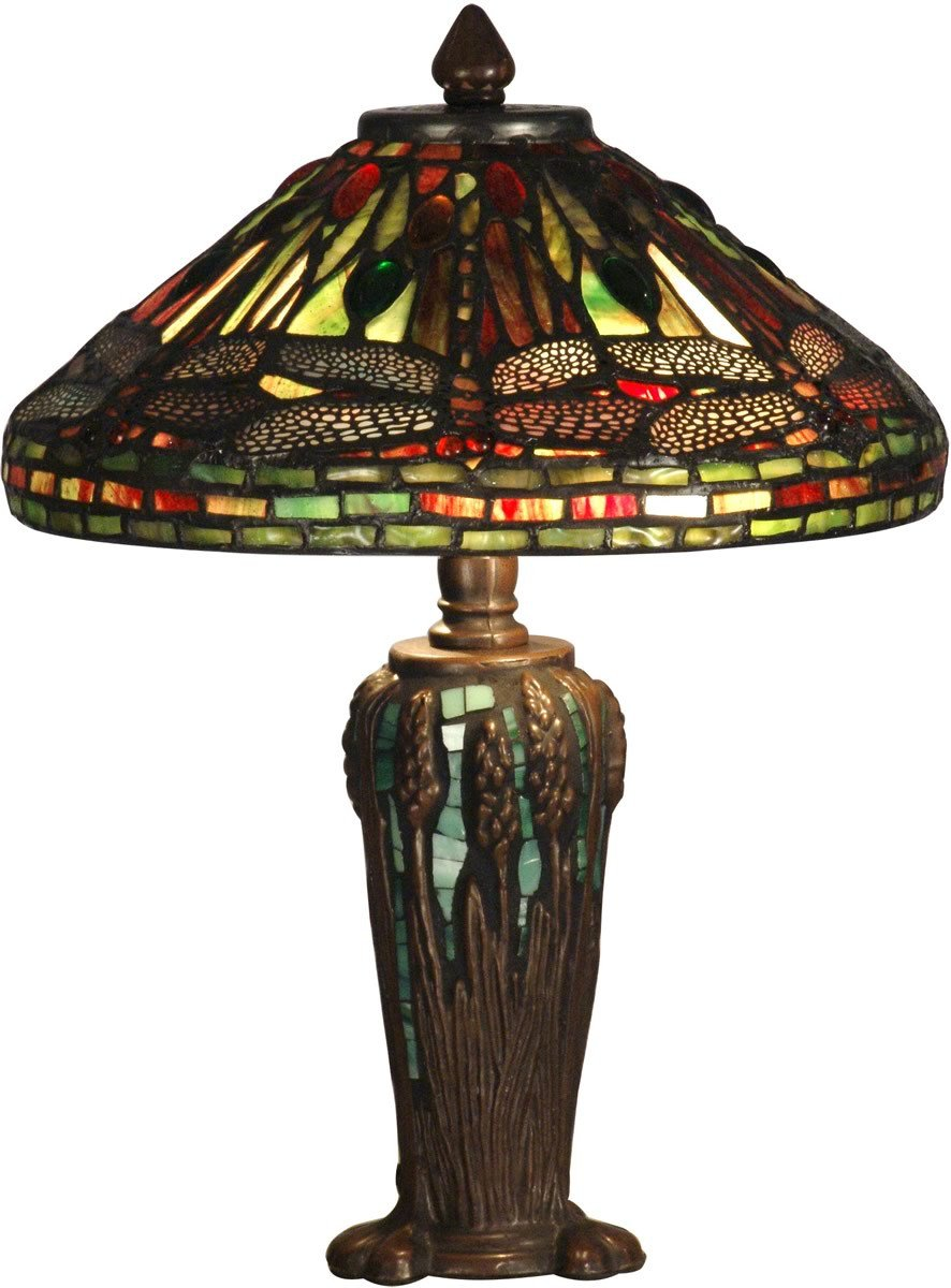 dale tiffany dragonfly table lamp antique bronze lampsusa accent lamps light round coffee tables sheesham and chairs decorative accessories for dining room seat bar rhinestone