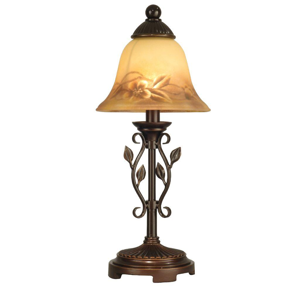 dale tiffany leaf vine hand painted antique golden sand table lamps mini accent lamp white bedroom chair dark brown vegas furniture geometric round mats outdoor patio cover garden