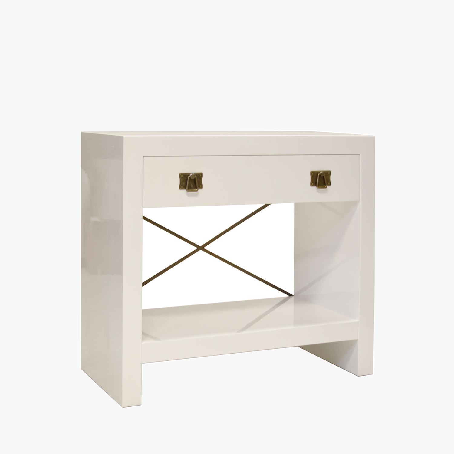 dane white lacquer side table accent furniture dear keaton pier one art cement kitchenette navy tablecloth decorative chairs retro bedroom tall end tables target small outdoor
