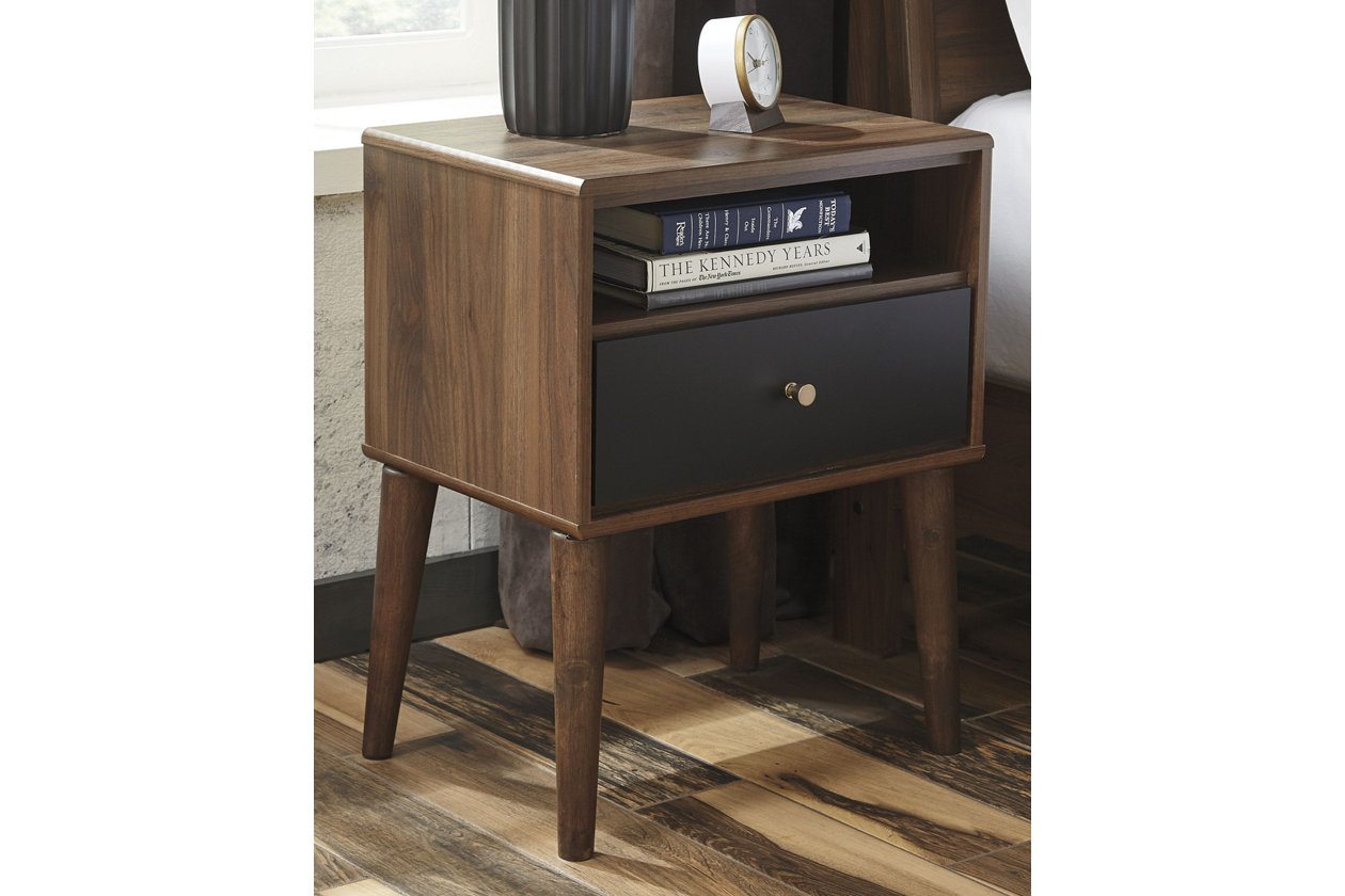 daneston nightstand ashley furniture home crop wood accent table five below end tables and coffee funky elastic covers green metal glass with gold legs black bedroom sets under