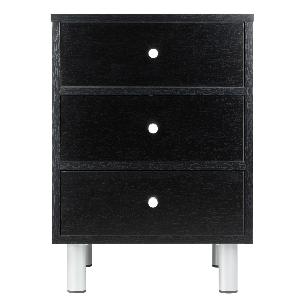 daniel accent table drawers black winsome wood with bedroom night lamps target dishes seat for drums furniture farmhouse dining plans kohls wall clocks half round side storage