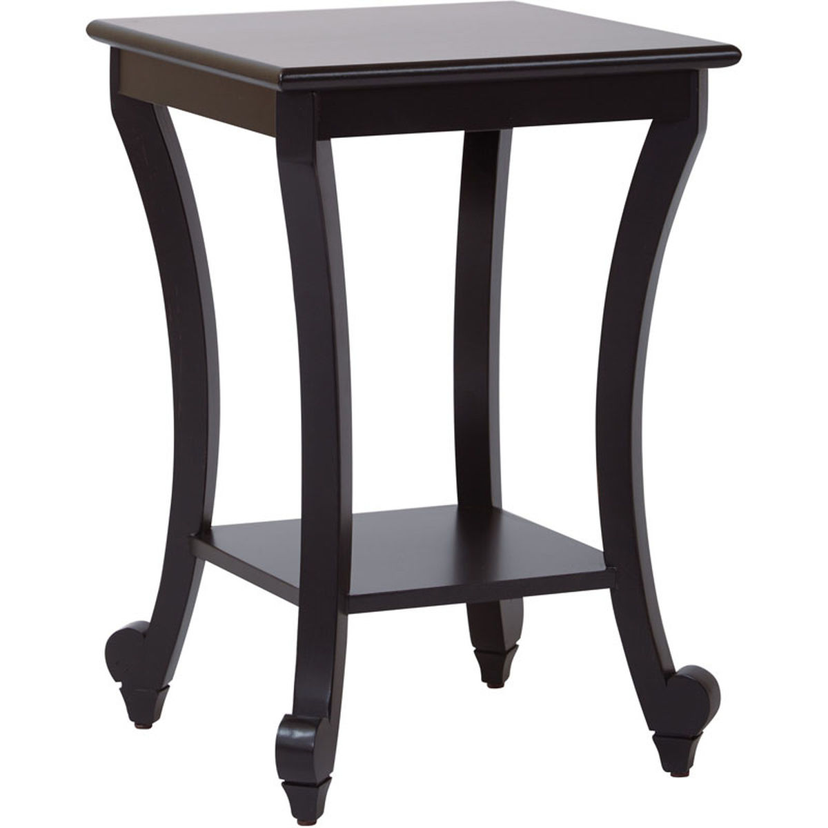 daren black accent table bizchair office star products main antique our osp designs now latin percussion instruments cherry end tables centre for drawing room cube storage unit