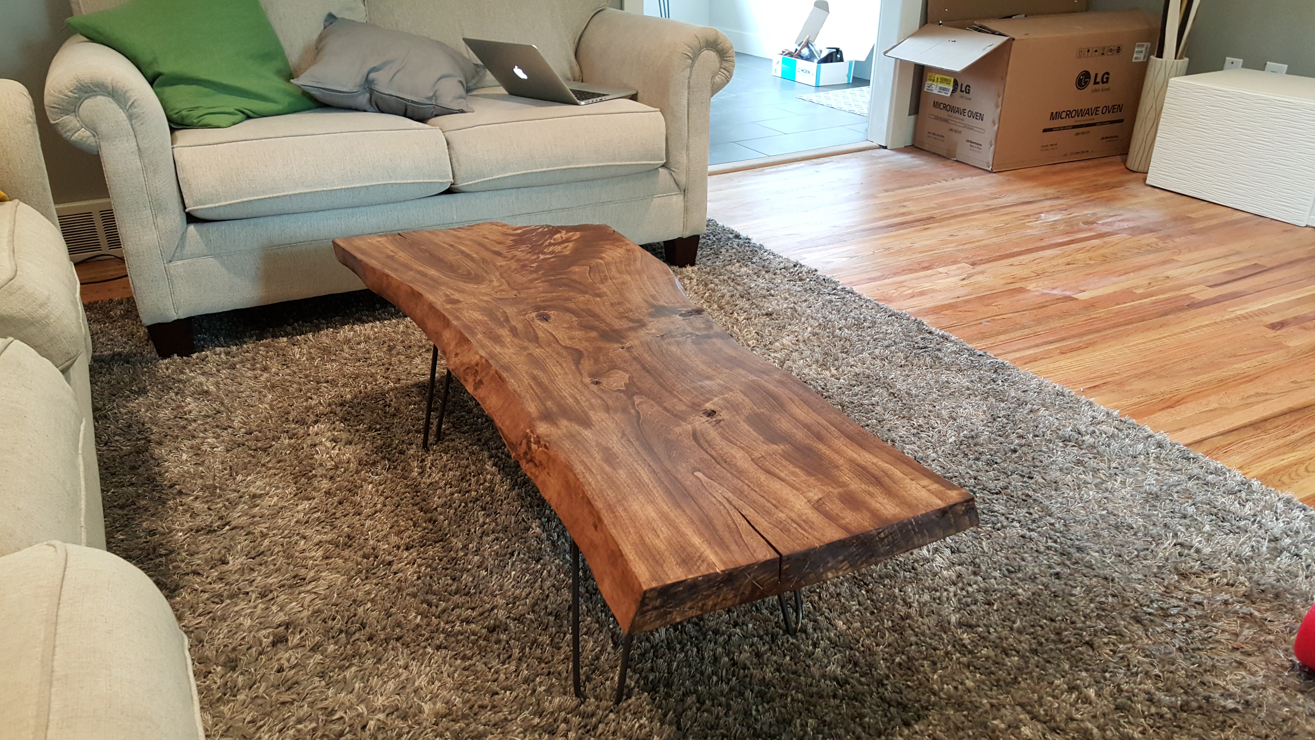 dark pine end table probably perfect live wood attractive living room img jodiqueenan good looking wooden beautiful full size bathroom distressed refinishing old furniture small