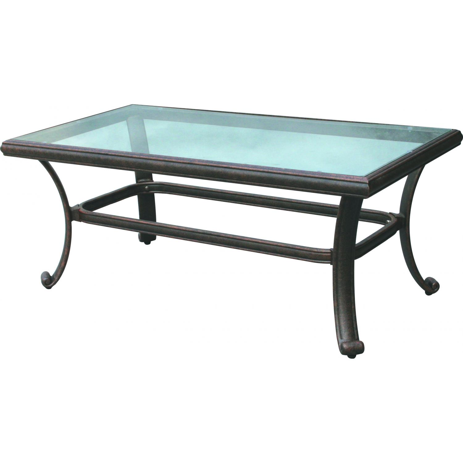 darlee series inch cast aluminum patio dining table with glass top outdoor side coffee end tables small wood nightstand nice design tea metal garden industrial storage west elm