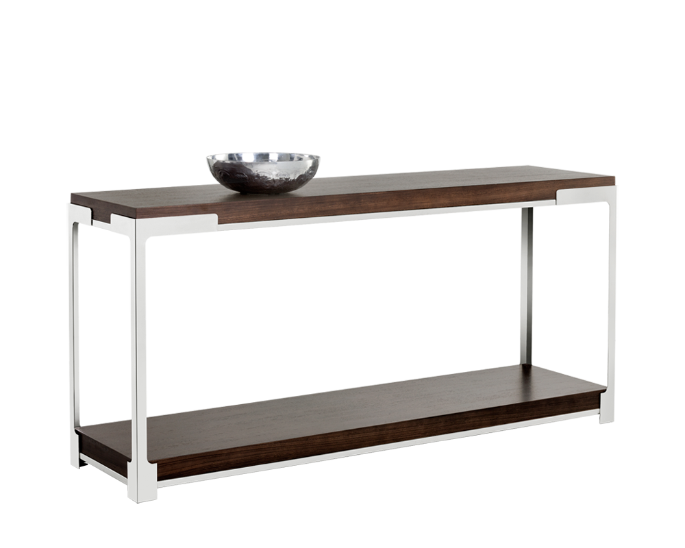 davenport console table brown zebra fenestra project accent occasional tables consoles antique legged waterproof phone pouch target modern interior design ideas small black lamp