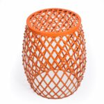 decenthome metal wire accent side table stool orange outdoor garden ethan allen leather couch easter tablecloths oriental style floor lamps pier imports dining ultra furniture 150x150