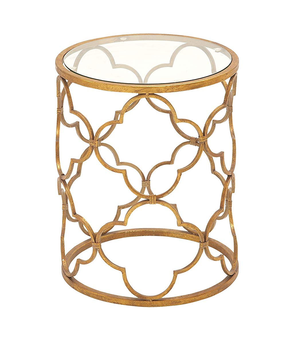 deco metal glass accent table gold bedroom furniture packages french beds small round lamp cherry wood blue and white coffee pier one tables modern hallway mirror real end navy