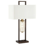 decor accents lamps steinhafels accent lamp table metal bronze finish gold shelves antique black round wood pedestal end silver bedroom old oak linen company long skinny white and 150x150