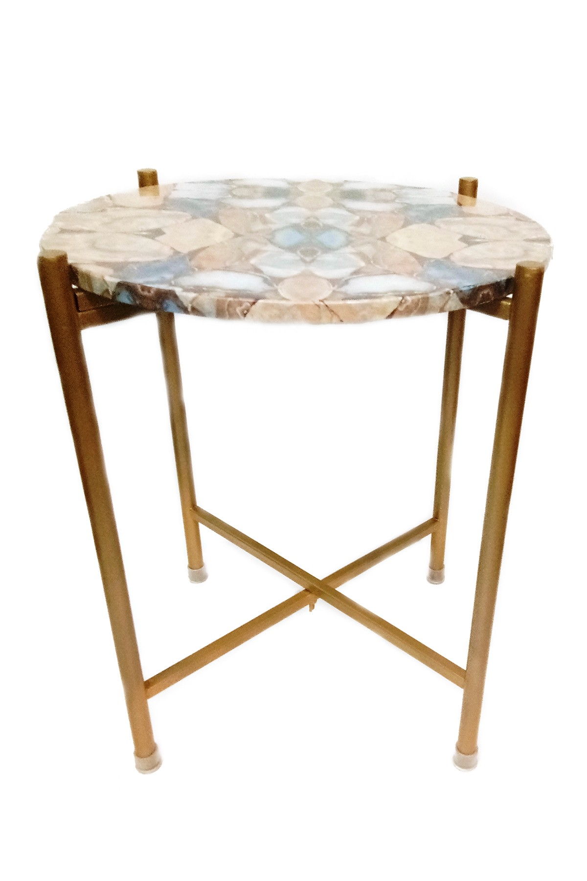 decor agate top side table nordstrom rack glass accent gold wood coffee white round linens end with charging station bedding storage wardrobe furniture kitchen cupboards patterned