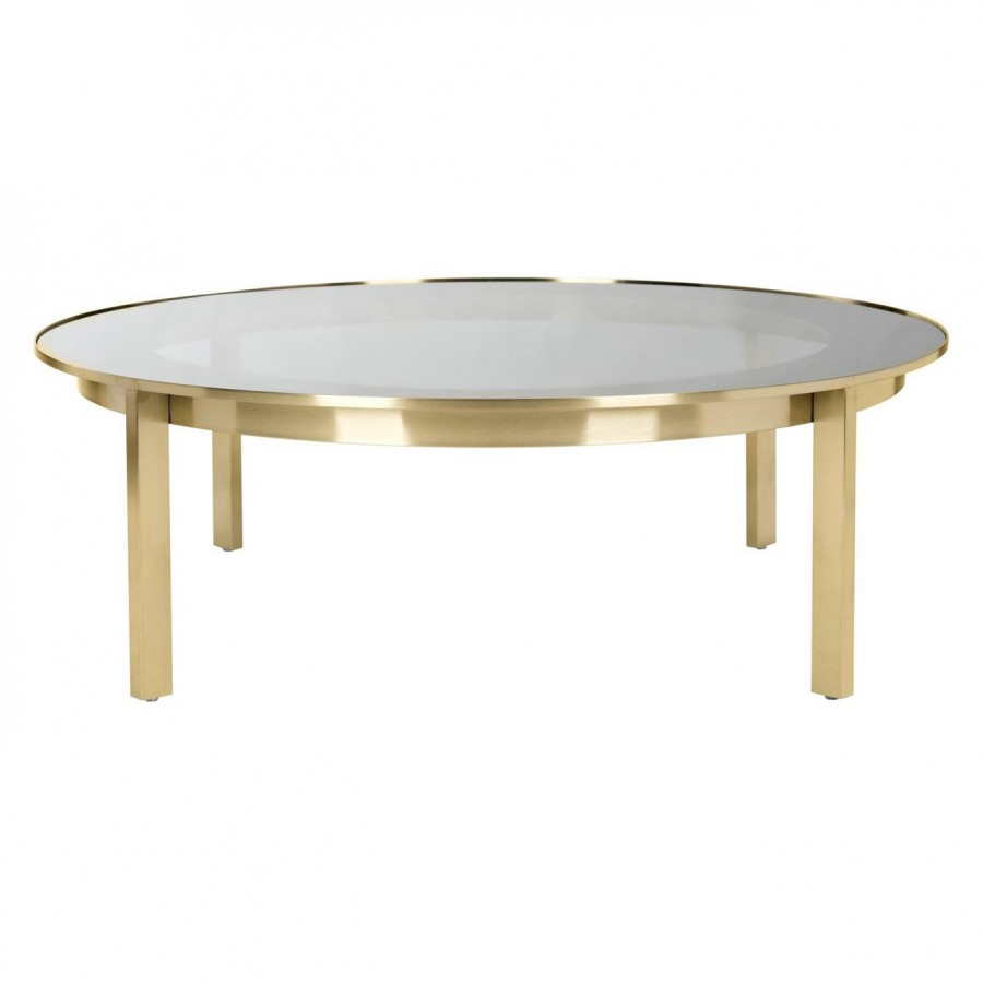 decor market safavieh couture clarissa glass top coffee table front metal accent brass ship lights antique furniture tables modern lamp designs bankers outside storage bench wagon