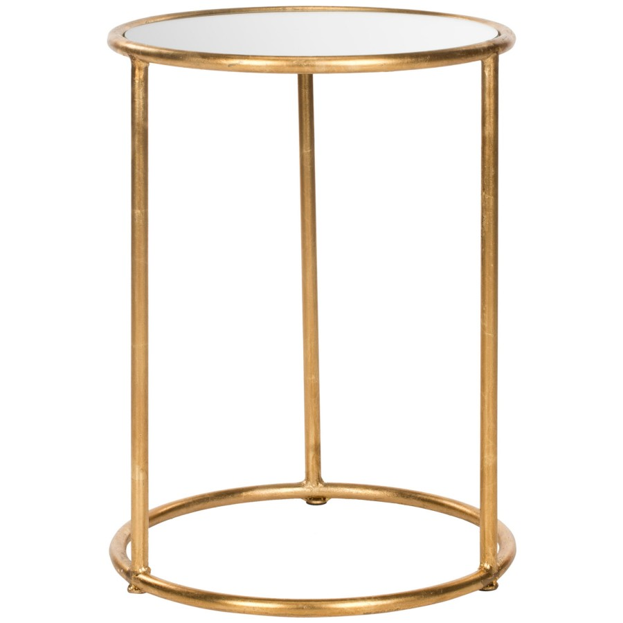 decor market shay glass top gold leaf accent table purple lamp shade modern bench decorative nautical lanterns unfinished furniture pottery barn tables white sofa covers sunbrella
