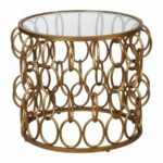decor market uttermost dipali gold accent table half moon ikea home ping sites tall corner large nesting tables pottery barn dining furniture replica iconic folding trestle marble 150x150