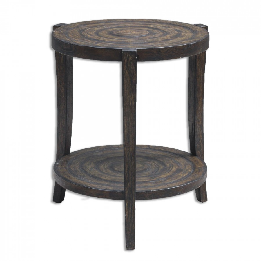 decor market uttermost pias rustic accent table tables nautical themed side antique mirrored bedside pier wicker chair light colored wood end leather couch patio shade structures