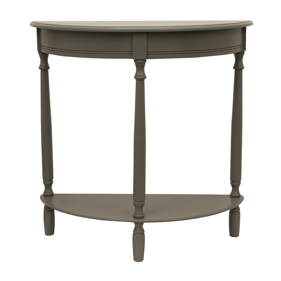 decor therapy eased edge grey oak end table accent dark gray blue ceramic linens desk legs wood hampton bay wicker patio set furniture metal threshold bar pipe inch round