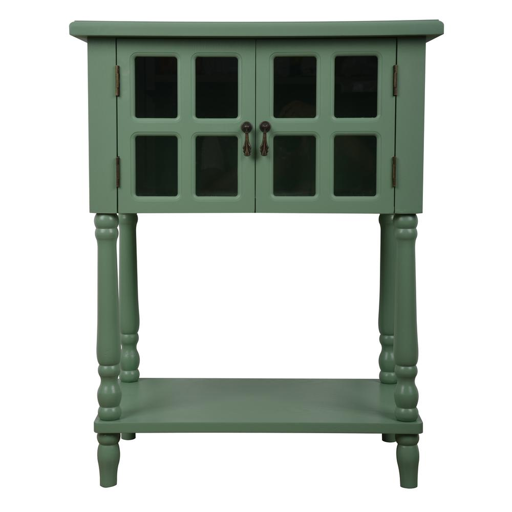 decor therapy nora moss green door accent table the end tables side pier area rugs oval glass and metal coffee mission style target bistro round black dining room home goods