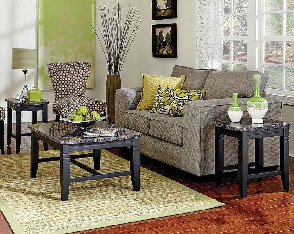 Decorating End Tables Brokeasshomecom Decorate Small Living ...