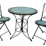 decorating mosaic accent table indoor small round tiles craft mirror and chairs outdoor stone full size unique rustic end tables black garden coffee set bar stools bunnings height 150x150