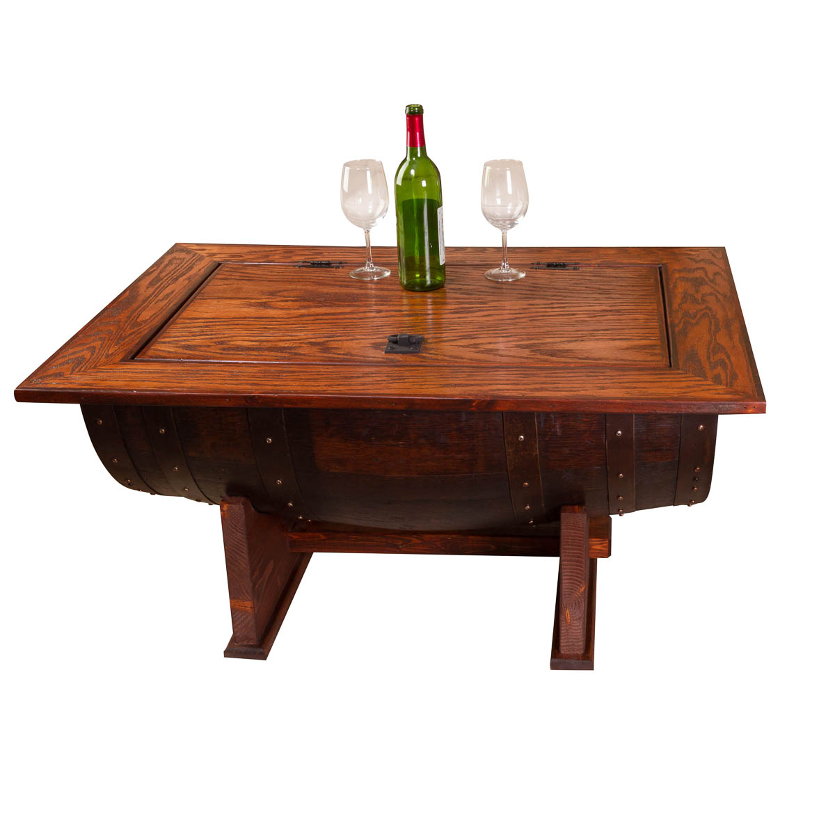 decorating wine barrel accent table cask authentic furniture whitefish bar stools made from barrels ideas full size industrial tall narrow bedside dining chairs edmonton
