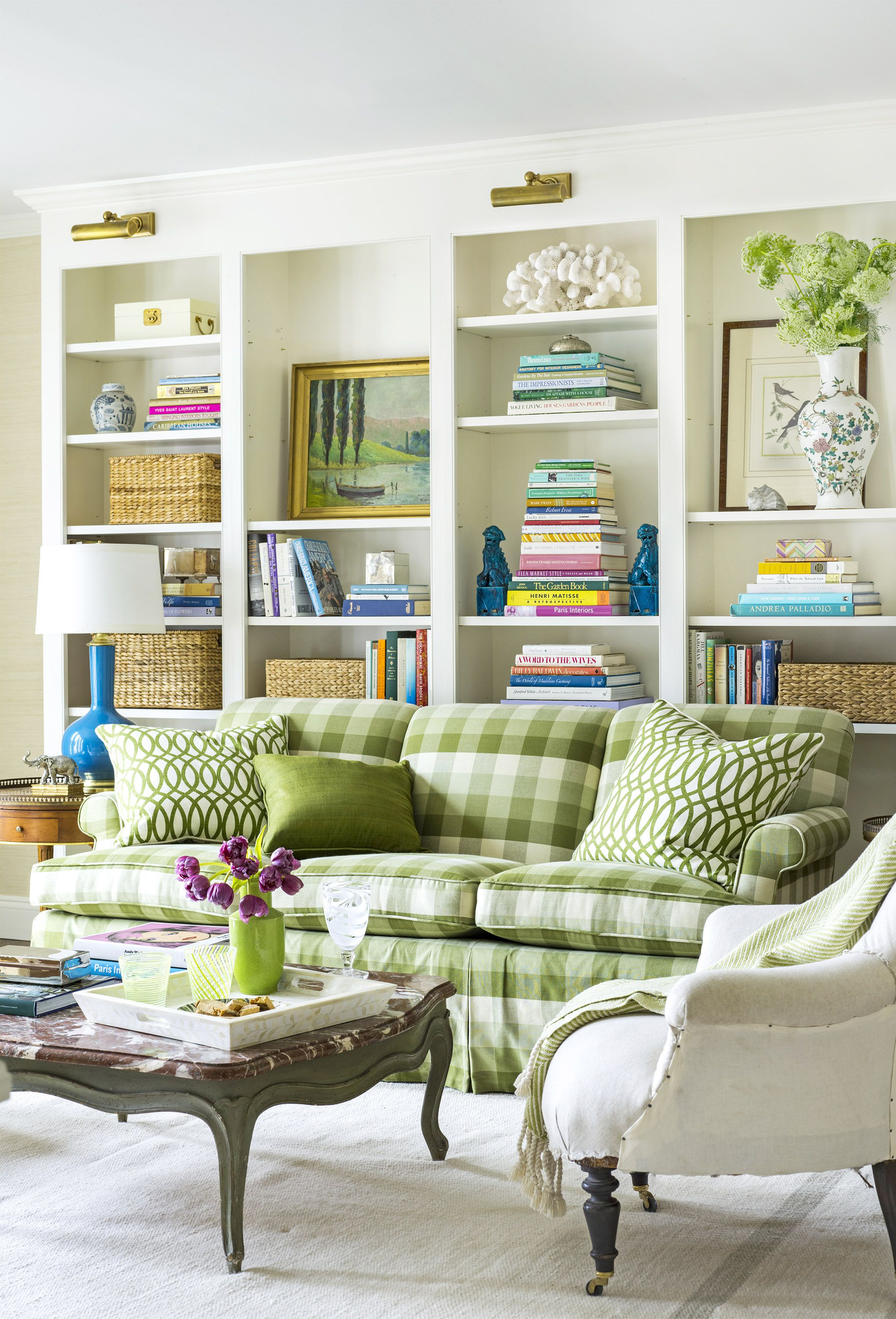 decorating with green ideas for rooms and home decor lime accent table that prove the prettiest color target coffee storage spring haven patio furniture lucite nesting tables