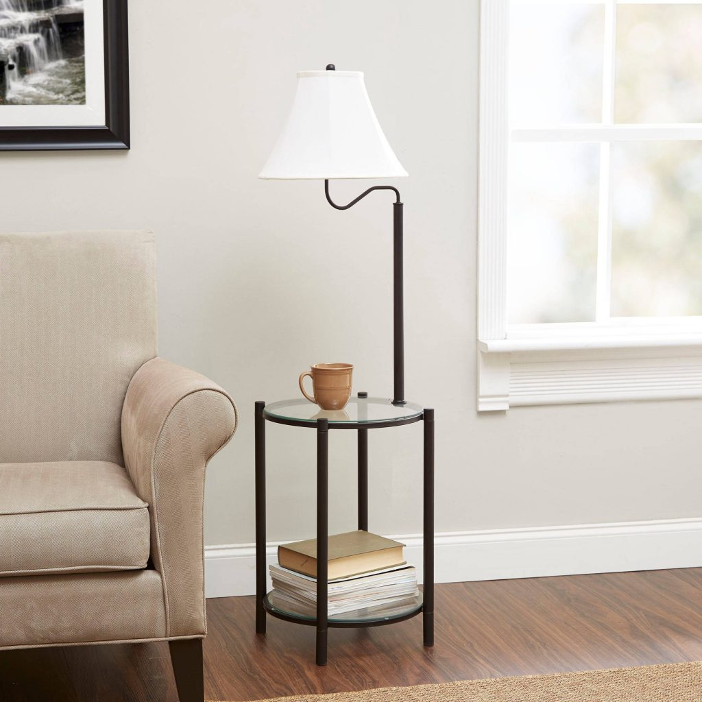 decoration accent table lamps acrylic lamp affordable bankers battery operated living room decorative full size tucker furniture wrought iron patio dining decor heavy duty drum