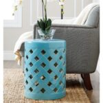 decoration ceramic garden stool chinese drum side table metal unusual flower vases blue rug for living room ideas cream pier one accent ashley furniture chaise dale tiffany amber 150x150
