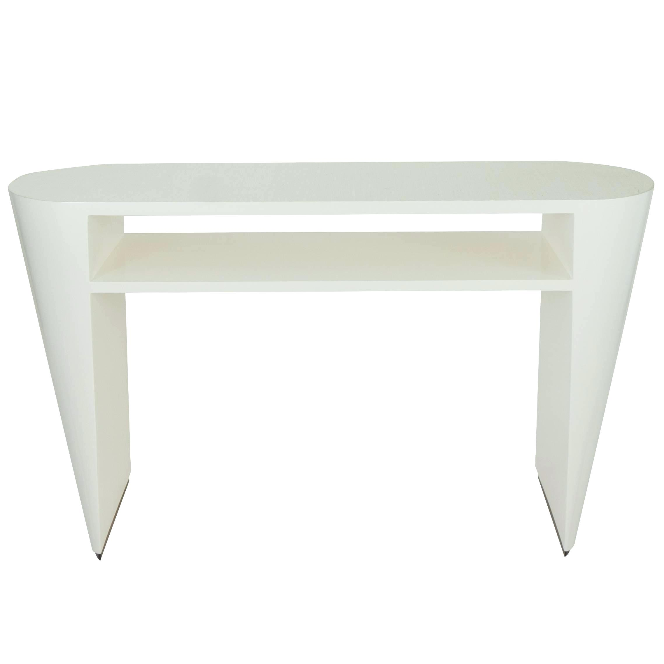 decoration white lacquer console table art lacquered with top for safavieh kayson accent asian style floor lamps antique fold out small outdoor patio set acrylic snack bath and