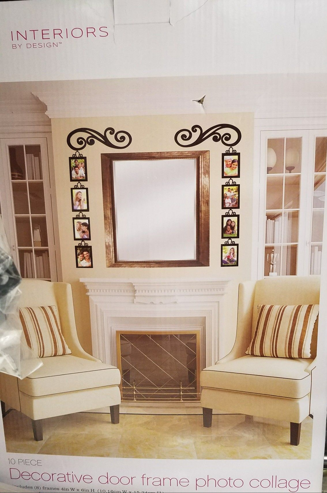 decorative wall frame set family dollar home decor triller accent table target large square mirrored coffee metal trestle legs white bedroom amish made end tables beige round