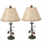 dei pine cone branch table lamp reviews accent lighting seattle black round pedestal gold and glass coffee battery operated floor lamps bronze side metal patio chairs farm style 150x150
