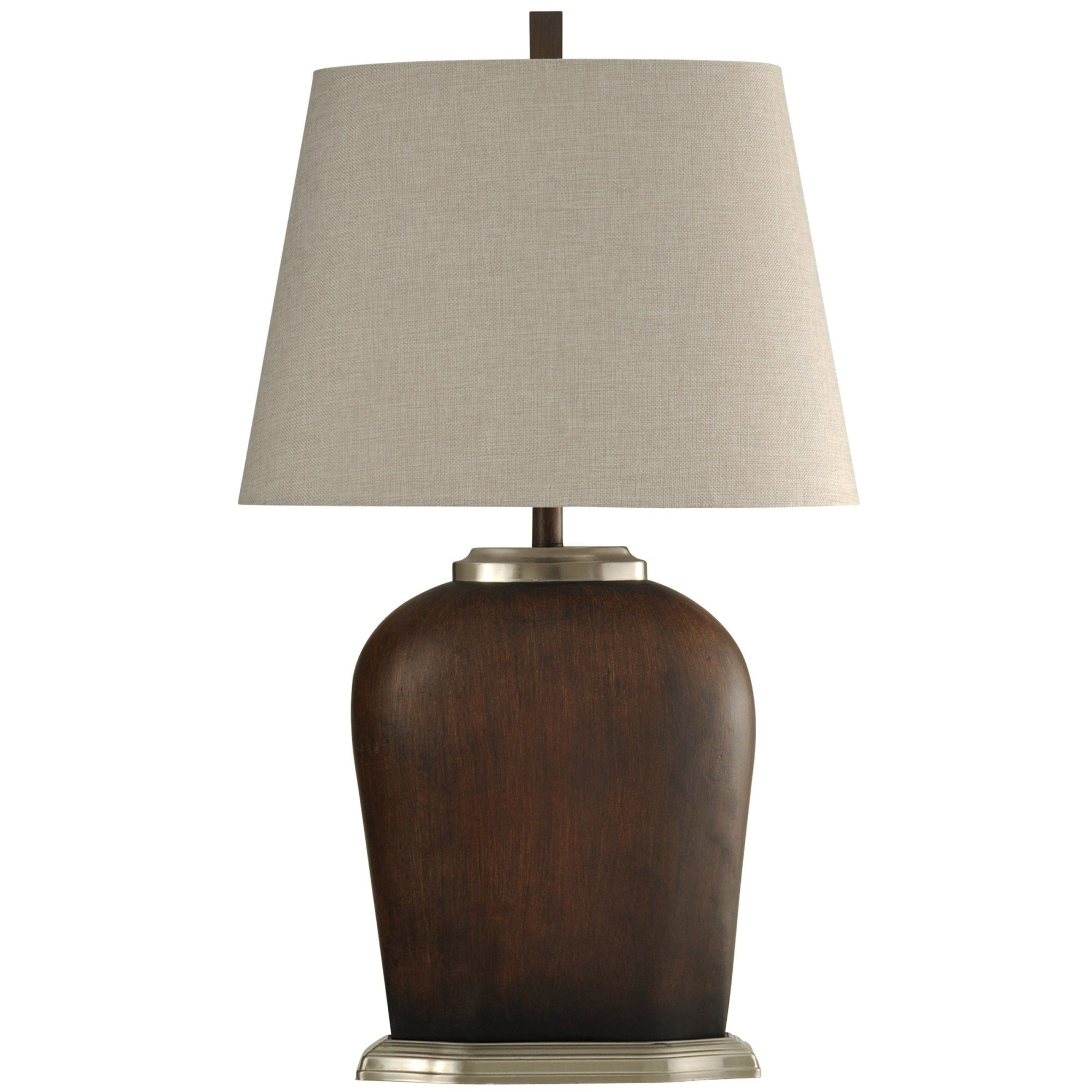 delacora stockbridge tall accent table lamp with hardback fabric shade lamps redwood free shipping today multi color coffee black marble end outdoor bench seats battery operated